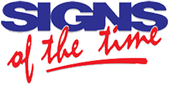 signs of the time logo